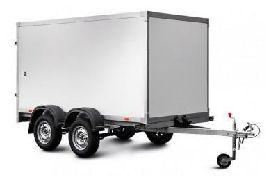 Двухосный промтоварный фургон (кузов: 6,8 м<sup>3</sup>)